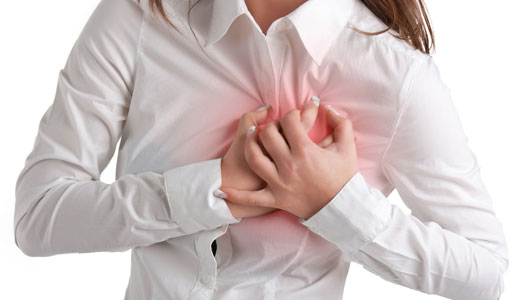 Rheumatoid arthritis patients at increased risk of surprise heart attack