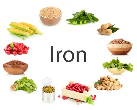 Iron Food For Baby In Hindi